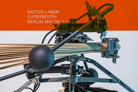 »raster. labor« at superbooth