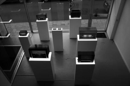 mika vainio exhibition 2 x 540 khz